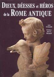 Dieux deesses et heros rome antique - Intérieur - Format classique