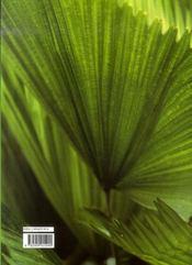 Dictionnaire plantes et champignons - 4ème de couverture - Format classique