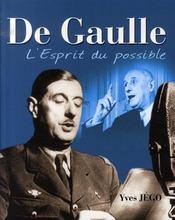 De Gaulle, l'esprit du possible - Intérieur - Format classique
