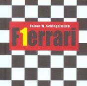 Ferrari f1 - Intérieur - Format classique