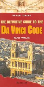 The definitive guide to da Vinci code - Intérieur - Format classique