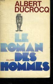 Le Roman Des Hommes. - Couverture - Format classique