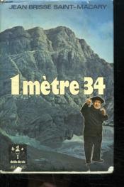 1 Metre 34. - Couverture - Format classique