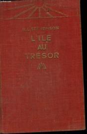 L'Ile Au Tresor. - Couverture - Format classique