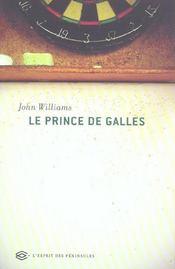 Le prince de Galles - Intérieur - Format classique