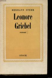 Leonore Griebel - Couverture - Format classique