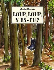 Loup, loup, y es-tu ? - Intérieur - Format classique