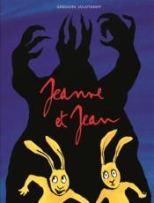 Jeanne et Jean - Couverture - Format classique