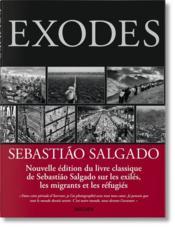 Exodes - Couverture - Format classique