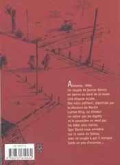 De selma a montgomerry - 4ème de couverture - Format classique