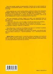 Cours D'Escrime - 4ème de couverture - Format classique