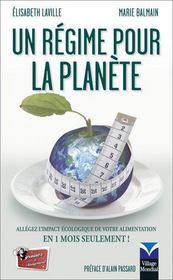 Un régime pour la planète - Intérieur - Format classique