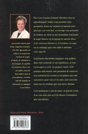 Grimoire Des Herbes Magiques - 4ème de couverture - Format classique