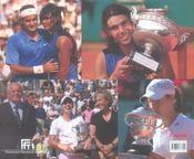 Roland Garros 2006 - 4ème de couverture - Format classique