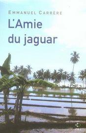 L'amie du jaguar - Intérieur - Format classique