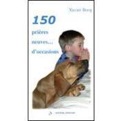 150 prières neuves et d'occasions - Couverture - Format classique