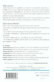 Les Societes En Europe - 4ème de couverture - Format classique