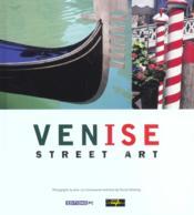Venise Street Art - Couverture - Format classique