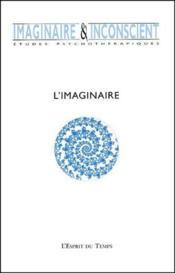 Revue Imaginaire Et Inconscient N.1 ; L'Imaginaire - Couverture - Format classique