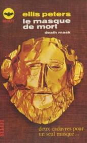 Le masque de mort - Couverture - Format classique