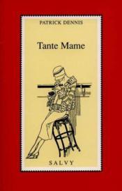 Tante Mame - Couverture - Format classique