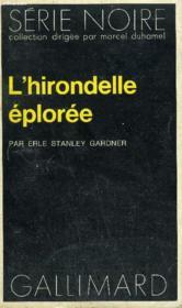 Collection : Serie Noire N° 1612 L'Hirondelle Eploree - Couverture - Format classique