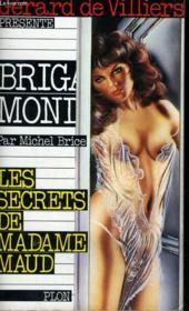 Les Secrets De Madame Maud - Couverture - Format classique