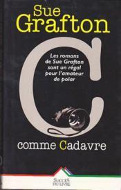 C Comme Cadavre - Couverture - Format classique