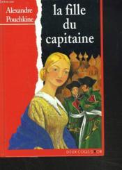 Fille Du Capitaine - Couverture - Format classique