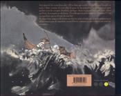 Le petit pêcheur et le squelette - 4ème de couverture - Format classique