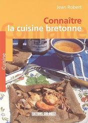Connaitre la cuisine bretonne - Intérieur - Format classique