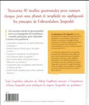 L'essentiel du régime Seignalet - 4ème de couverture - Format classique