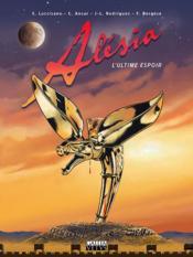Alesia ; l'ultime espoir - Couverture - Format classique