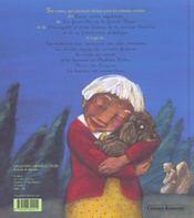 Six contes vagabonds - 4ème de couverture - Format classique