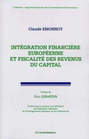Integration Finance Europe - Couverture - Format classique