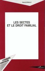 Les Sectes Et Le Droit Familial - Intérieur - Format classique