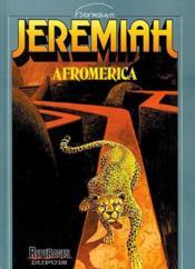 Jeremiah T.7 ; Afromérica - Couverture - Format classique