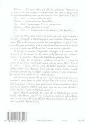 Voyage A Travers L Impossible - 4ème de couverture - Format classique