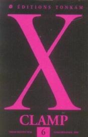 X t.6 - Couverture - Format classique