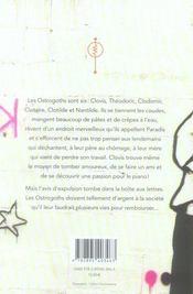 Les Ostrogoths - 4ème de couverture - Format classique