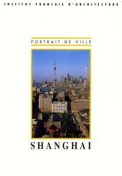 Shanghaï - Couverture - Format classique