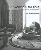 Invention Du Chic : Therese Bonney Et Le Paris Moderne - Intérieur - Format classique