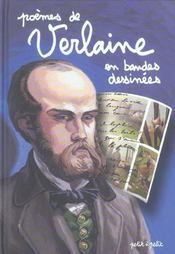 Paul Verlaine, Les Poemes En Bd - Intérieur - Format classique