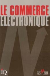 Le Commerce Electronique - Couverture - Format classique