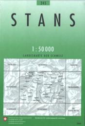 Stans (édition 2009) - Couverture - Format classique
