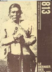 813 Les Amis De La Litterature Policiere N°22 - Le Dernier Des Navajos - Couverture - Format classique