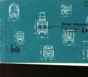 Fiches Documentaires Le Materiel Moteur Et Remorque - Sncf - 23° Serie - Septembre 1969 - Couverture - Format classique