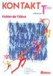 ELEVE (édition 2003) - Couverture - Format classique