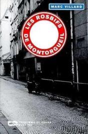 Les Rosbifs De Montorgueil - Couverture - Format classique