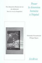 Penser la dimension humaine à hôpital - Intérieur - Format classique